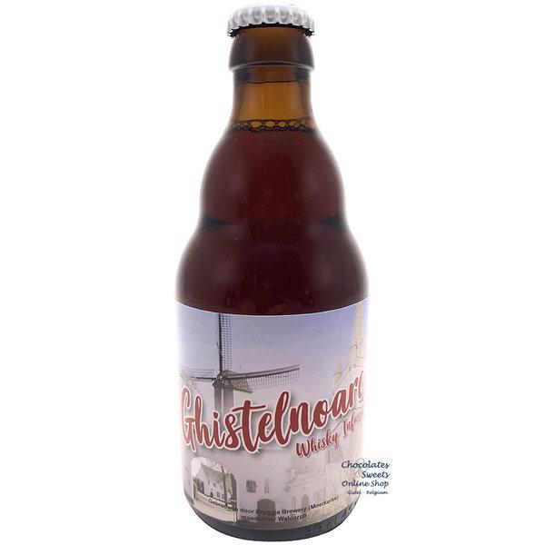 Regionalem Bier 'Ghistelnoare Whisky Infused' 33cl.