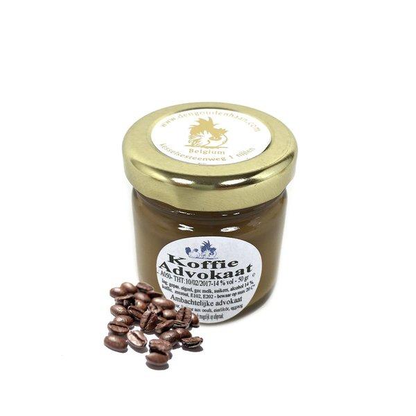 Eggnog Liqueur with Coffee 45g