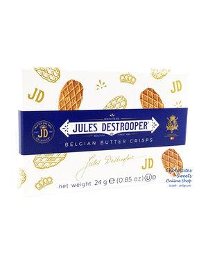 Jules Destrooper Butter Crisps 24g