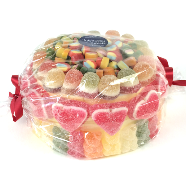 Gâteau de bonbons Pico