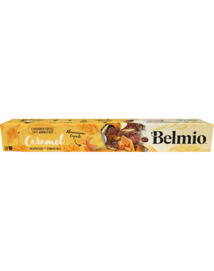 Belmio 10 Cups Espresso Caramel (6) compatible Nespresso®*
