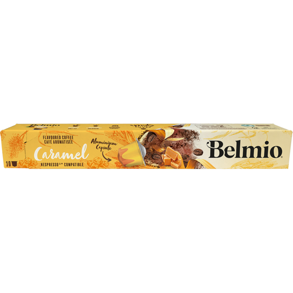 Belmio 10 Cups Espresso Caramel (6)
