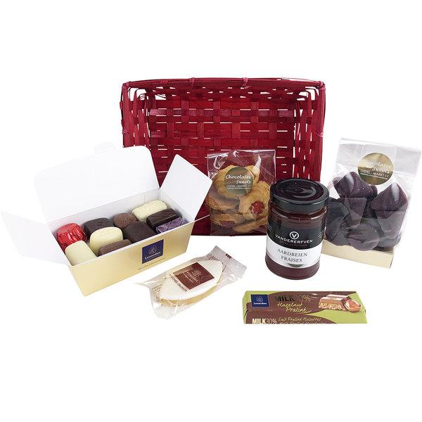 Geschenkkorb Delikatessen (S)