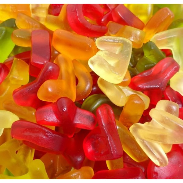 Haribo ABC Numbers & Letters 3kg