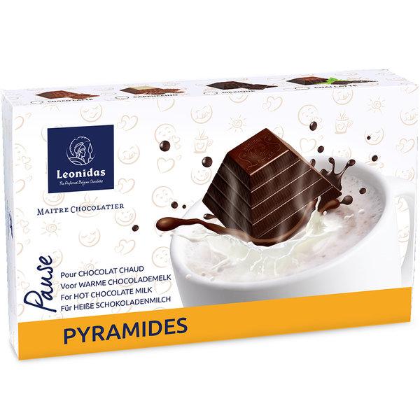 Leonidas Pyramides BOX (8 pack)