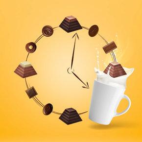 Tijd voor Warme chocolademelk