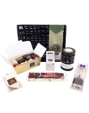 Gift basket Delicacies (tea)