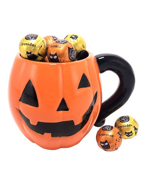 Mug - Halloween balls 300g