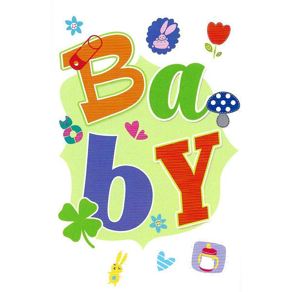 Carte de voeux 'Baby'