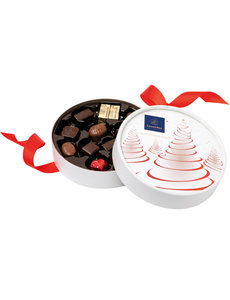 Leonidas Christmas box (round) 13 Chocolates
