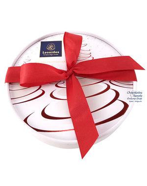 Leonidas Christmas box (round) 13 Chocolates