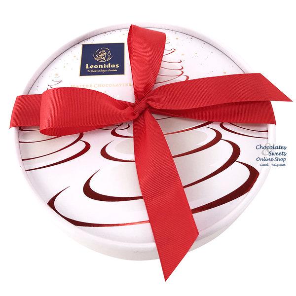 Leonidas Boîte de Noël (ronde) 13 Chocolats