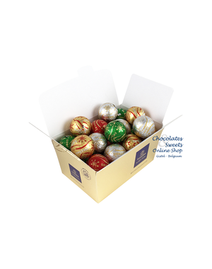 Leonidas (B2B) Celebration balls 250g