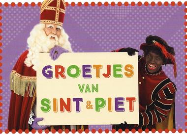 Rubriek: Sinterklaas