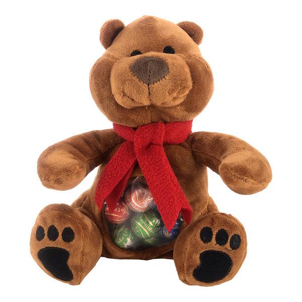 Teddybär Leo (23cm) mit 300g Festkügeln