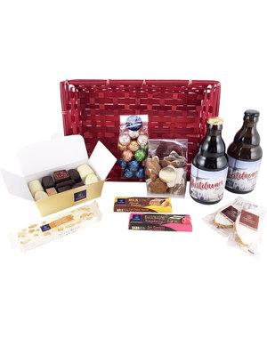 Christmas Gift basket (L)
