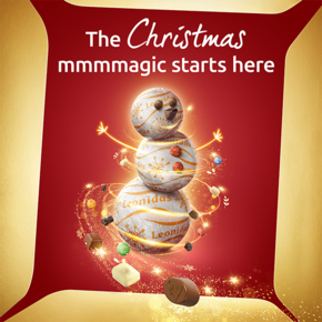 Taste the magic of Christmas!