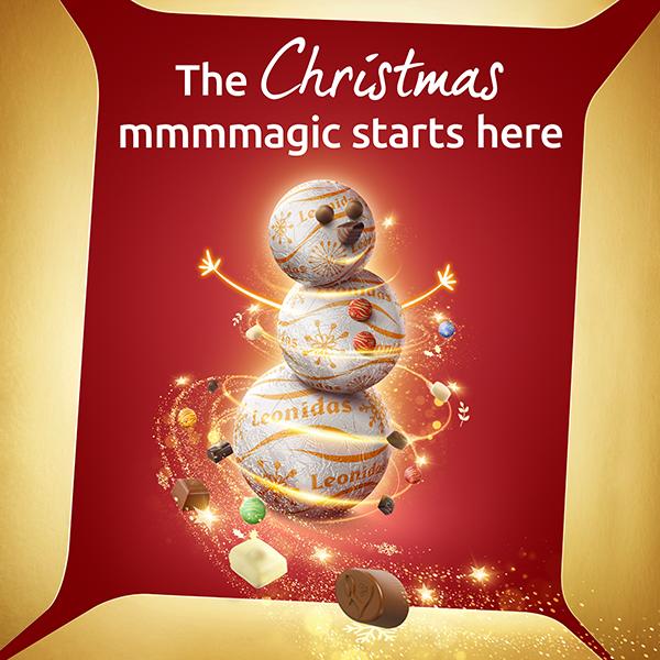 Taste the magic of Christmas!