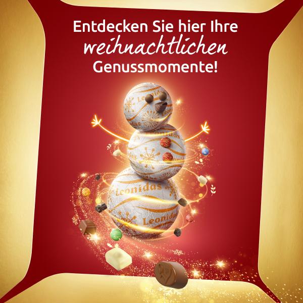 Kosten Sie den Zauber von Weihnachten!