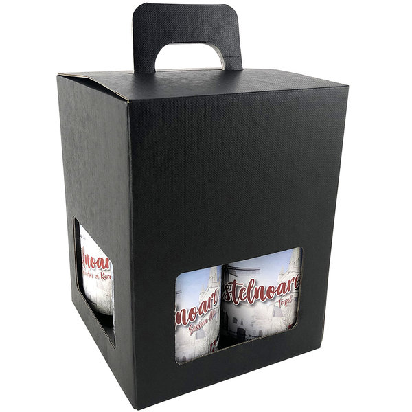 BOX Ghistelnoare Bière (4 bouteilles)