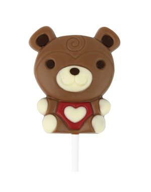 Leonidas Lollipop Bear