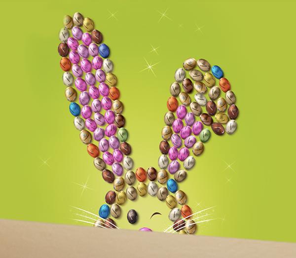 Les petits oeufs de Pâques 2021