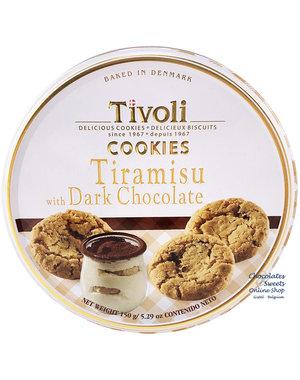 Tivoli Biscuits - Tiramisu & Chocolat 150g