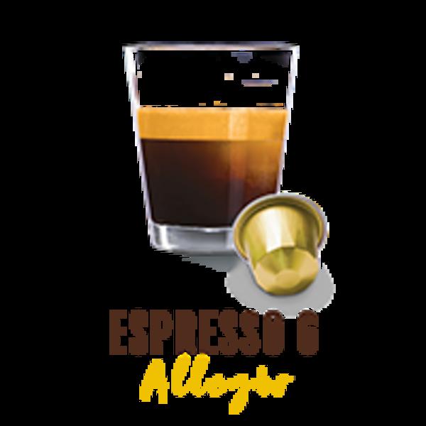 Belmio 10 Cups Espresso Allegro