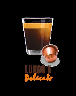 Belmio 10 Cups Lungo Delicato - compatible Nespresso®*
