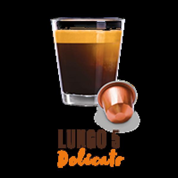 Belmio 10 Cups Lungo Delicato