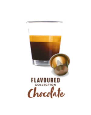 Belmio 10 Cups Espresso Chocolate - Nespresso® compatibel*