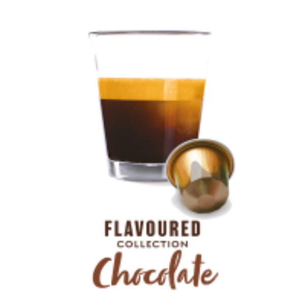 Belmio 10 Cups Espresso Chocolate