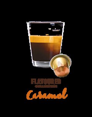 Belmio 10 Cups Espresso Caramel - compatible Nespresso®*