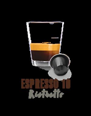 Belmio 10 Cups Espresso Ristretto - compatible Nespresso®*