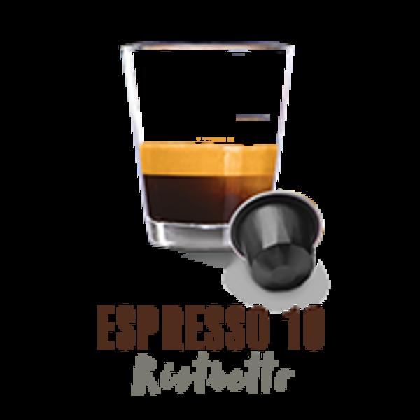 Belmio 10 Cups Espresso Ristretto