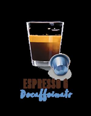 Belmio 10 Cups Espresso Intenso DECA - compatible Nespresso®*