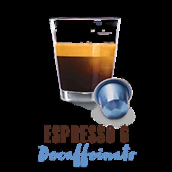 Belmio 10 Cups Espresso Intenso DECA