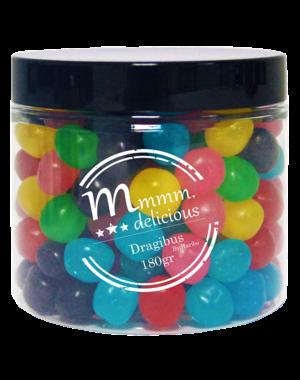 M-Delicious Haribo Dragibus 180g