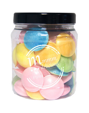 M-Delicious Flying Saucers 70g