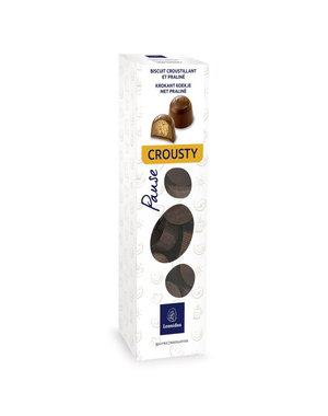 Leonidas Box Crousty Chocolate cookies 200g