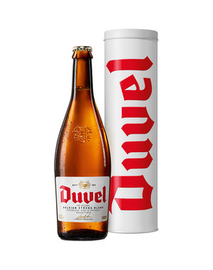 Duvel 75cl + CYLINDRE