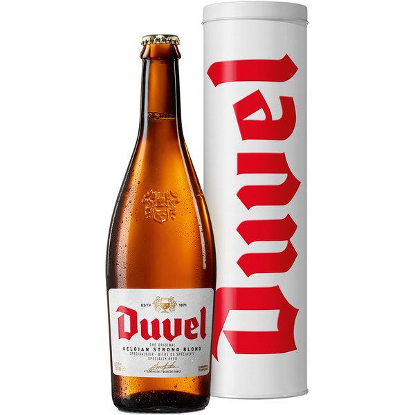 Duvel 75cl + ZYLINDER