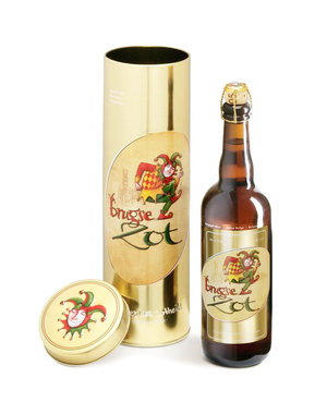 Brugse Zot 75cl + CYLINDRE