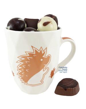 Tasse 'Hérisson' Chocolats d'Automne 250g