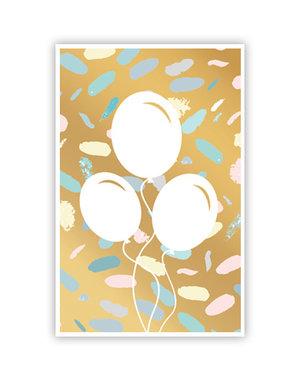 Balloons (11,5x18cm)