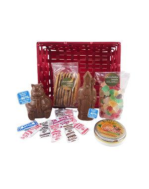 Gift basket Saint-Nicholas (S) (Light in sugar)