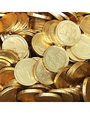 Leonidas Schokoladen-Münzen 3kg
