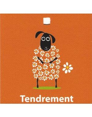 Tendrement (7x7cm)