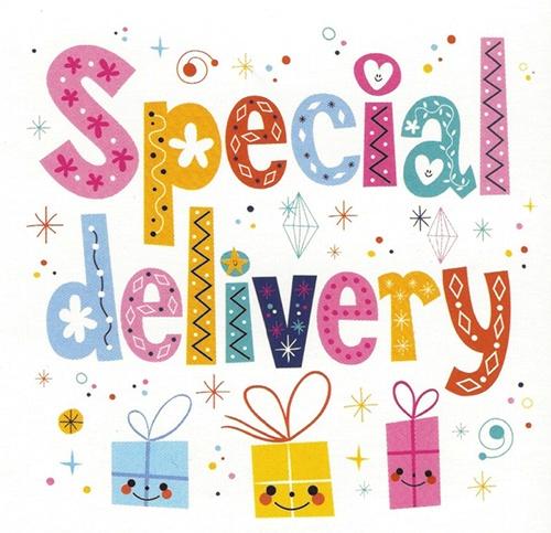 Incredible Greeting Card Special Delivery Leonidas Online Shop Funny Birthday Cards Online Drosicarndamsfinfo