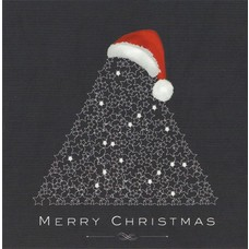 Merry Christmas (7x7cm)